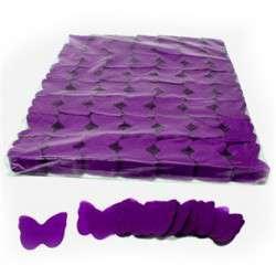 Papillons papier diam 55 mm